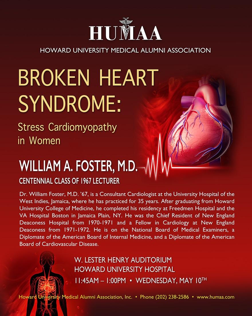 Broken Heart Syndrome: Stress Cardiomyopathy in Women