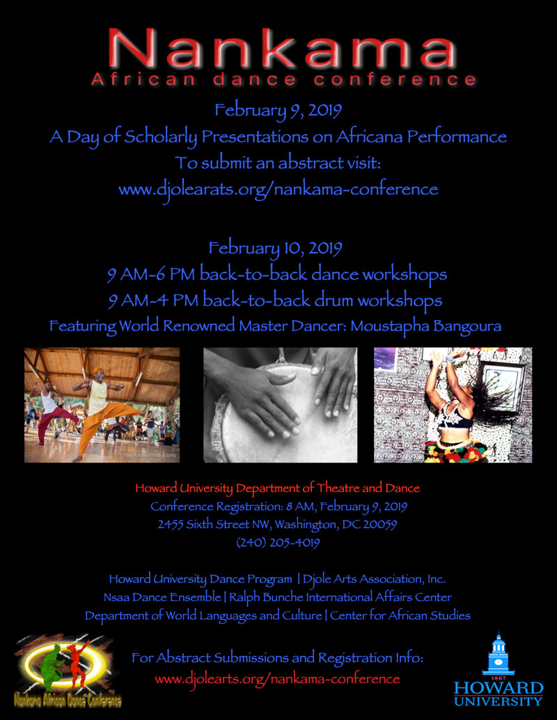 Nankama African Dance Conference
